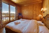 Courchevel 1850 Luxury Rental Appartment Mereli Bedroom