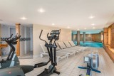 Courchevel 1850 Luxury Rental Appartment Mereli Fitness Room