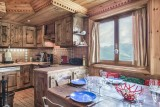 Courchevel 1850 Luxury Rental Appartment Mereli Dining Room 2