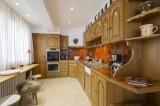 Courchevel 1850 Location Appartement Luxe Taramite Cuisine