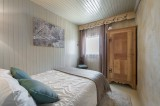 Courchevel 1850 Luxury Rental Appartment Tavorite Bedroom 3