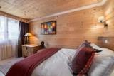 Courchevel 1850 Luxury Rental Appartment Tavorite Bedroom 4