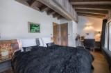 Courchevel 1850 Luxury Rental Appartment Viziro Bedroom