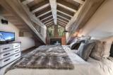Courchevel 1850 Luxury Rental Appartment Viziro Bedroom 3