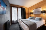 Courchevel 1850 Luxury Rental Appartment Vizrine Bedroom 3