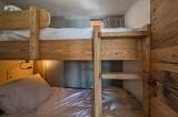 Courchevel 1850 Location Appartement Luxe Vorobierite Chambre 3