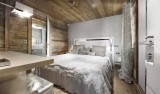 Courchevel 1850 Luxury Rental Chalet Crysotile Bedroom 3