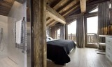 Courchevel 1850 Luxury Rental Chalet Crysotile Bedroom 4