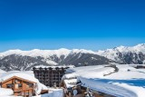 Courchevel 1850 Location Chalet Luxe Chrysotile Vue