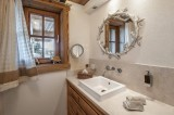 Courchevel 1850 Location Chalet Luxe Chudobaïte Bathroom 2