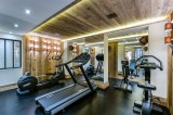 Courchevel 1850 Luxury Rental Chalet Chudobaïte Fitness Room