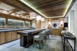 Courchevel 1850 Luxury Rental Chalet Chursinite Bar