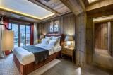 Courchevel 1850 Luxury Rental Chalet Chursinite Bedroom 2