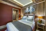 Courchevel 1850 Luxury Rental Chalet Chursinite Bedroom 4