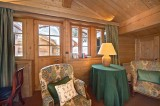Courchevel 1850 Luxury Rental Chalet Cinnamon Living Room 6