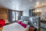 Courchevel 1850 Location Chalet Luxe Nigrine Chambre 3