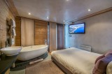 Courchevel 1850 Location Chalet Luxe Nigrine Chambre 4