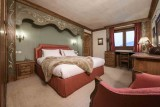 Courchevel 1850 Luxury Rental Chalet Nilia Chambre 4