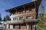 Courchevel 1850 Luxury Rental Chalet Nilia Exterior