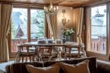 Courchevel 1850 Luxury Rental Chalet Nilia Living Room 4