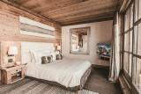 Courchevel 1850 Location Chalet Luxe Nilion Chambre2