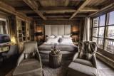 Courchevel 1850 Location Chalet Luxe Nilion Chambre6