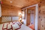 Courchevel 1850 Location Chalet Luxe Tancoite Chambre