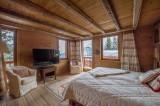 Courchevel 1850 Location Chalet Luxe Tancoite Chambre 2