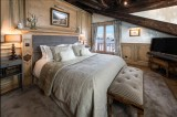 Courchevel Location Chalet Luxe Clairite Chambre 1