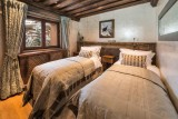 Courchevel Location Chalet Luxe Clairite Chambre 4