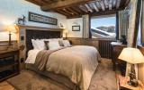 Courchevel Location Chalet Luxe Clairite Chambre
