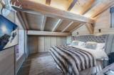 Megève Luxury Rental Chalet Sesane Bedroom 4