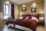 Châtel Rental Apartment Luxury Fabianite Bedroom