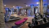 Flaine Rental Apartment Luxury Fangite DuplexFitness Room