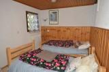 Huez Location Appartement Luxe Abenakite Chambre 2