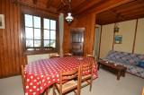 Huez Location Appartement Luxe Abenakite Salon 1