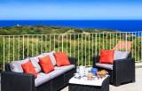 Ile Rousse Location Villa Luxe Artizite Balcon
