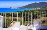 Ile Rousse Location Villa Luxe Artizite Vue Mer