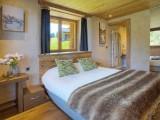 La Clusaz Location Chalet Luxe Lawsonite Chambre