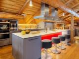 La Clusaz Location Chalet Luxe Lawsonite Cuisine