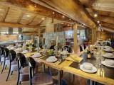 La Clusaz Location Chalet Luxe Lawsonite Salle A Manger