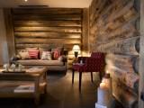 La Plagne Location Appartement Dans Résidence Luxe Jamesonite Duplex Réception 1