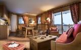 La Plagne Location Appartement Dans Résidence Luxe Jaspe Salon