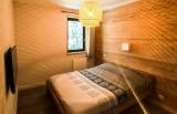 La Plagne Location Chalet Luxe Jacubsite Chambre