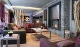 La Rosière Montvalezan Location Appartement Luxe Lynx Agate Duplex Réception