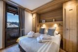 La Tania Luxury Rental Chalet Alte Bedroom 3
