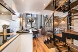 La Tania Luxury Rental Chalet Alte Kitchen