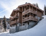 La Tania Luxury Rental Chalet Alte Outdoor