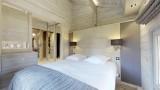 La Tania Location Chalet Luxe Coukite Chambre