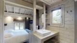 La Tania Location Chalet Luxe Coukite Chambre2
